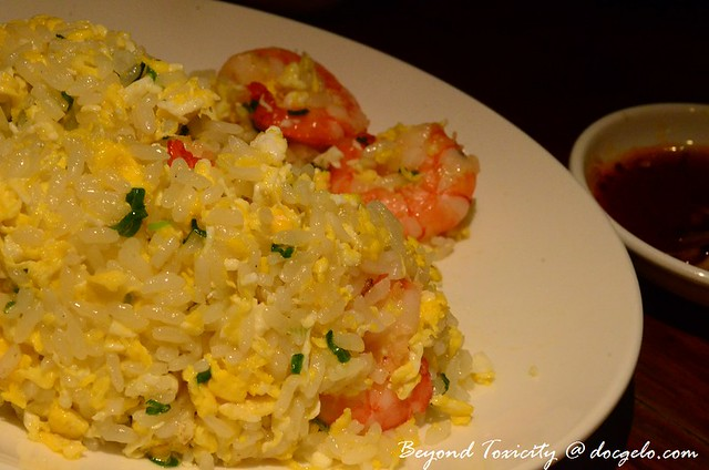 shrimp fried rice din tai fung