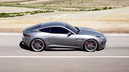 Jaguar C-X16 F-Type to be Debut at The Paris Motor Show