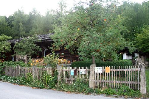 Bayerwaldhaus - Westpark