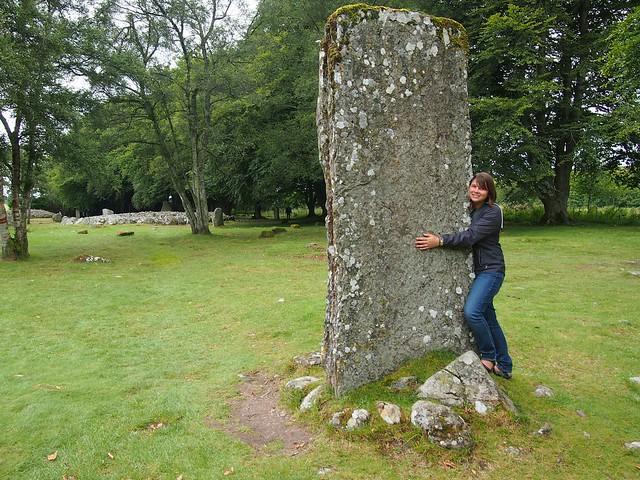 Stone Hugging