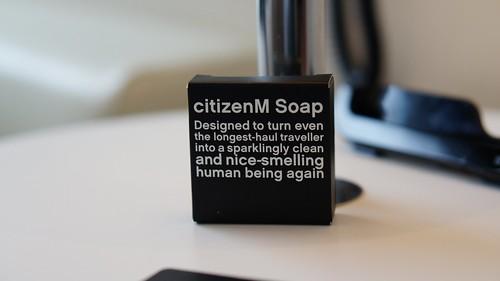 citizenM soap