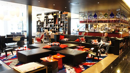 CitizenM Bankside Hotel