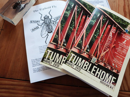 tumblehome, August 2012
