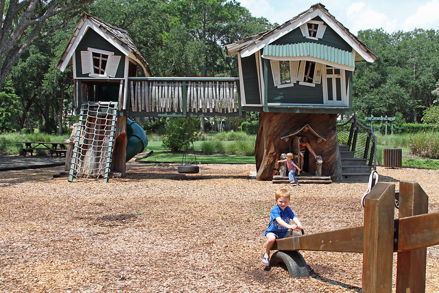 Habersham whimsical playhouse flickr photo sharing for Whimsical playhouses