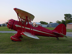 piper pa-18(0.0), flight(0.0), monoplane(1.0), aviation(1.0), biplane(1.0), airplane(1.0), propeller driven aircraft(1.0), wing(1.0), vehicle(1.0), light aircraft(1.0), stinson reliant(1.0), stampe sv.4(1.0), ultralight aviation(1.0),