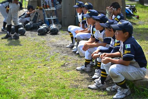 2012夏日大作戰 - 桜島 - 野球試合 (5)