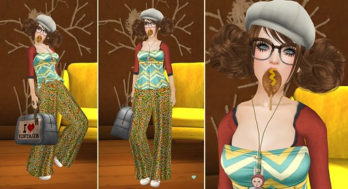 Vintage Fair: Corny (Sugar Heartsdale)
