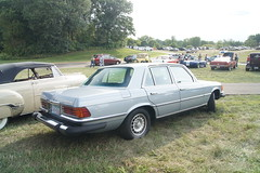 automobile, automotive exterior, vehicle, mercedes-benz w126, mercedes-benz w123, mercedes-benz, full-size car, mercedes-benz 450sel 6.9, sedan, classic car, land vehicle, luxury vehicle,
