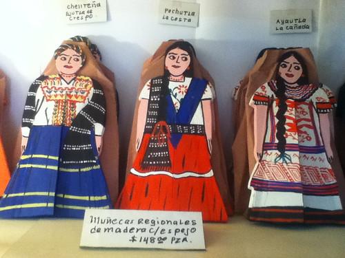 muñecas tipicas de oaxaca