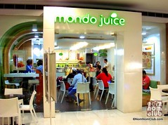 Mondo Juice Megamall