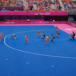 Maartje Pauman shortcorner goal in the semi-final