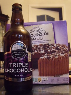 52 beers 4 - 50, Saltaire, Triple Chocoholic, England