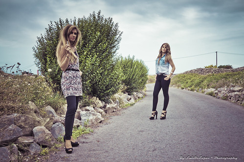 Sesión Débora y Sara