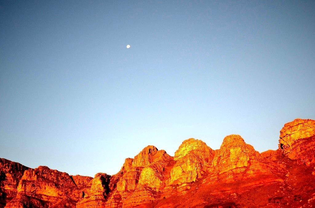12 Apostles Mountain Range