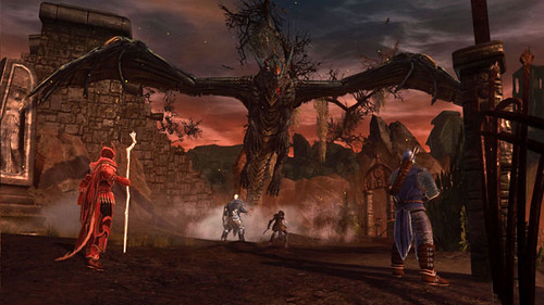 Dungeons and Dragons: Neverwinter PAX Prime Trailer Is Out