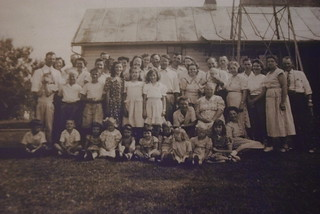 Leckrone Family Reunion 1948