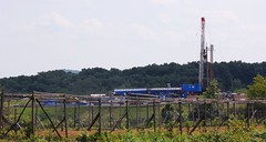Marcellus Shale Gas Well