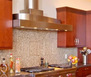 Campana extractora pieza basica en la decoracion de la - Instalacion campana extractora ...