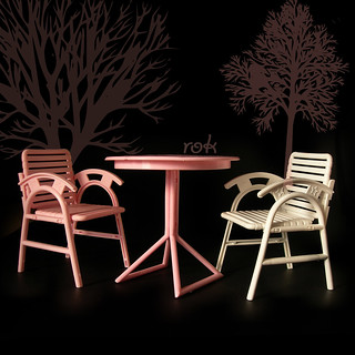 Barbie™ Garden Furniture