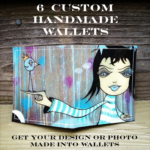 custom wallets now available