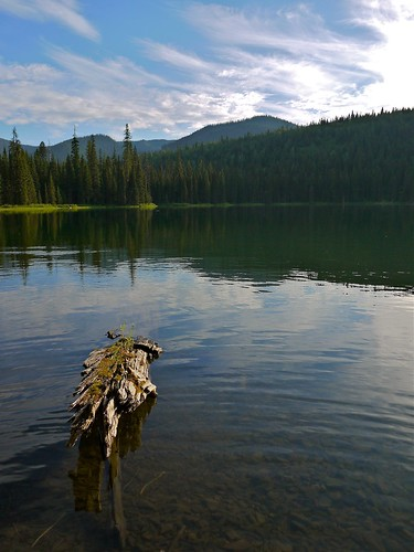 Upper Whitefish Lake