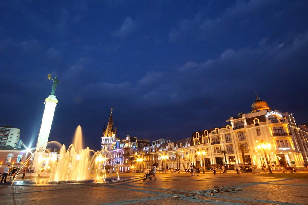 Europa Square