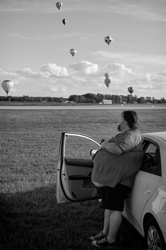 Explored: Marysville Balloon Rally