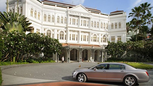Singapore: Luxury Travel Insider Guide 2012 Raffles Hotel Singapore