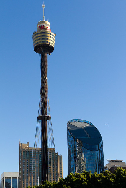 how to get to centrepoint tower