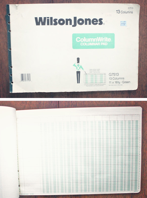 wilson graph paper