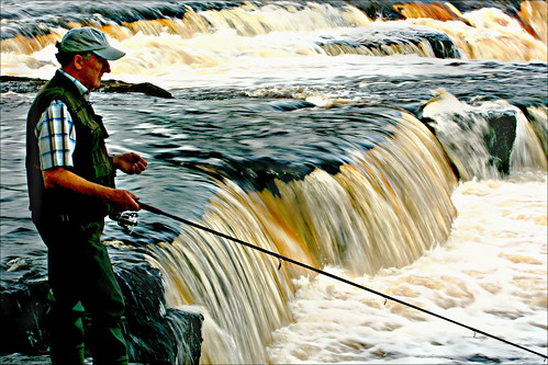 IMG_0160 Fishing on the Falls