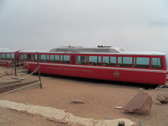pike's peak cog train