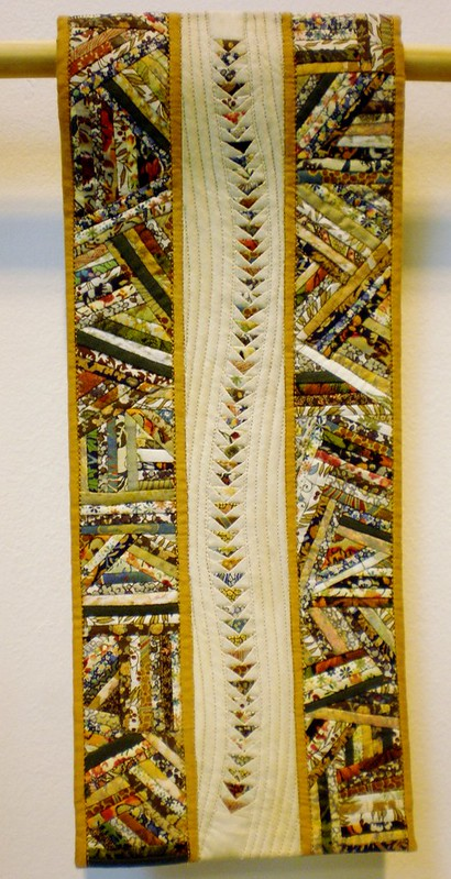 Winner of the Miniature Quilts Category