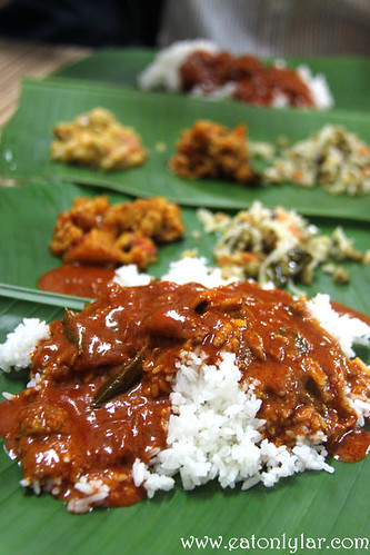 Banana Leaf Rice, Vishal Food & Catering