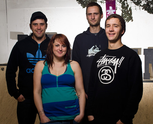 The XtraVert Team