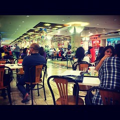 Plaza Senayan Food Court,  almost the same like 15 years ago, well it's a good thing