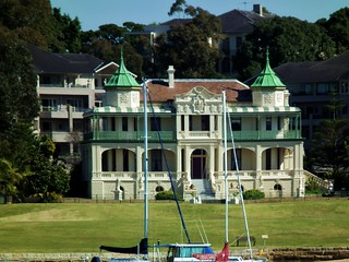 Bild von Abbotsford House. new house wales south nsw abbotsford