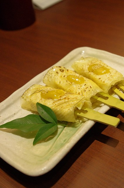 湯葉田楽-Tofu skin dengaku | Flickr - Photo Sharing!