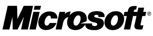 Logo Microsoft (1987 - 2012)