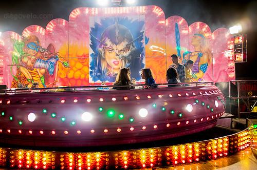 Fiestas de O Burgo 2012