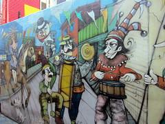 Buenos Aires - La Boca: Calle Museo Caminito - Centro Cultural de los Artistas