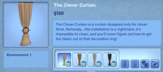 The Clever Curtain