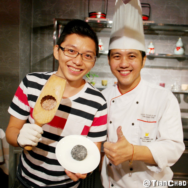 Grand Millennium KL Homemade MoonCake Menu with Thye Yoon Kong Dim Sum Chef @ Lai Ching Yuan