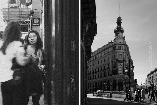 Hola Madrid~ 馬德里。黑白的不可思議。Prado普拉多美術館   R1043805