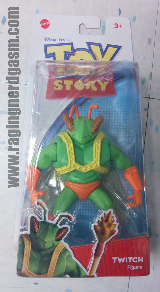Toy Story Action figuresTwitch007