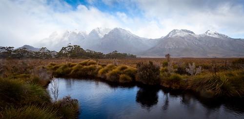 Sentinel Range - Tasmania