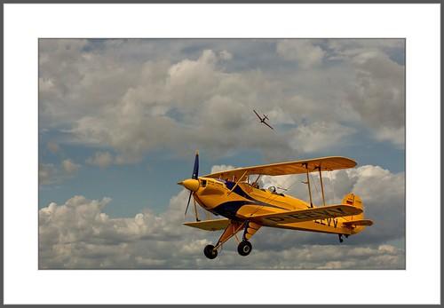 Flugsportfest Suben (Air Athletics Festival Suben)