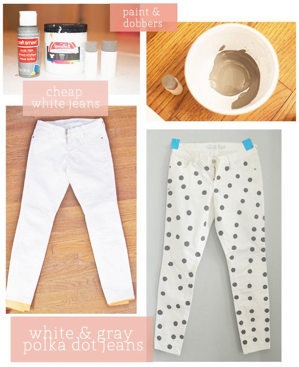 polka-dot-jeans-white