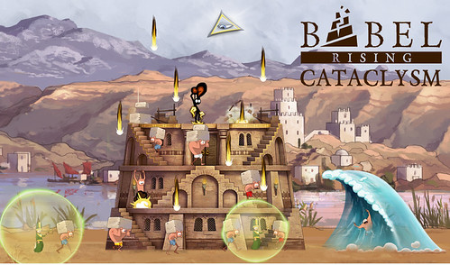 Babel Rising: Cataclysm Coming Soon to iOS