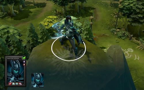 Dota 2 Phantom Assassin Guide – Builds, Abilities, Items and